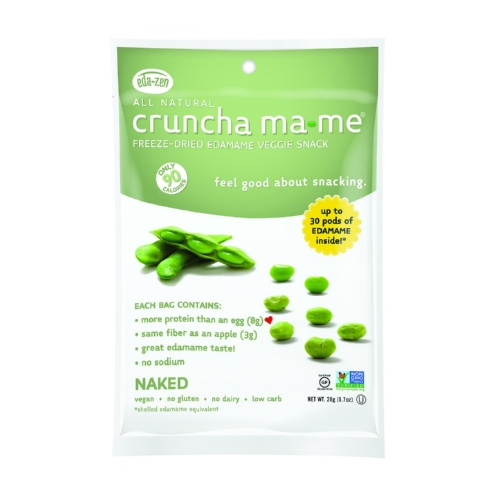Eda-Zen Cruncha Ma Me - Naked - .7 oz - Case of 8