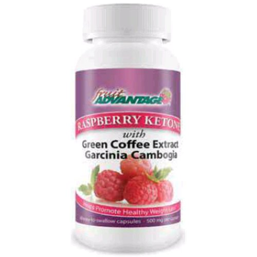 Fruit Advantage Weight Management - Raspberry Keytone - 60 Capsules