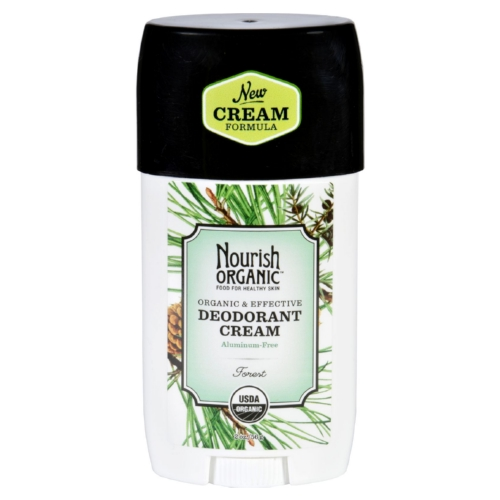Nourish Organic Deodorant - Cream - Organic - Forest - 2 oz
