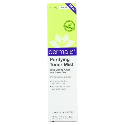 Derma E Toner Mist - Purifying - 2 oz - 1 each