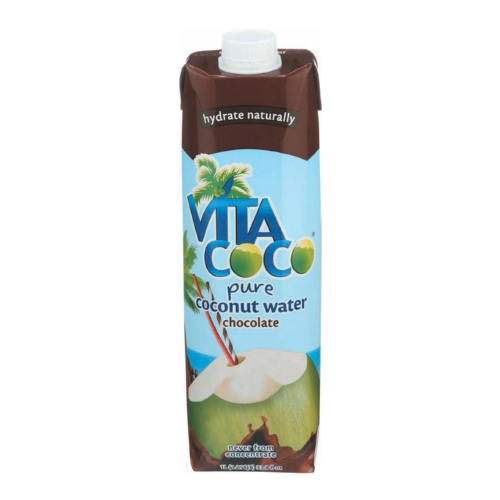 Vita Coco Coconut Water - Chocolate - Case of 12 - 1 Liter