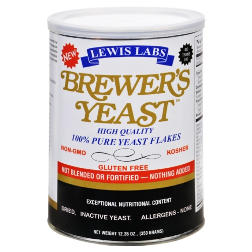 Lewis Lab Brewers Yeast Flakes - 12.35 oz