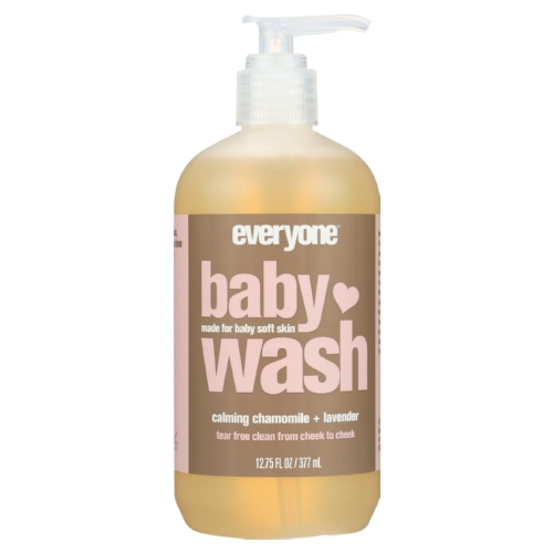 EO Baby Wash - Chamomile Lavender - Case of 1 - 12.75 Fl oz.
