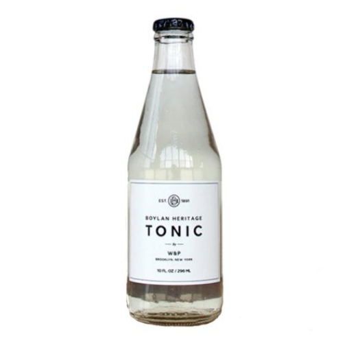 Boylan Bottling Heritage Tonic - Case of 6 - 10 oz.