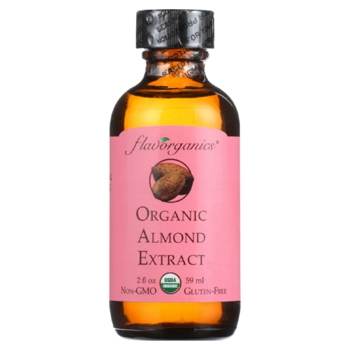 Flavorganics Extract - Organic - Almond - 2 oz - 1 each
