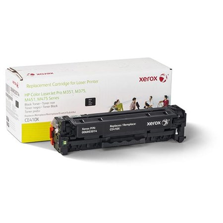 Xerox Remanufactured High Yield Black Toner Cartridge (Alternative for HP CE410X 305X)