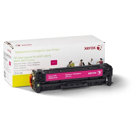 Xerox Remanufactured Magenta Toner Cartridge (Alternative for HP CE413A 305A)