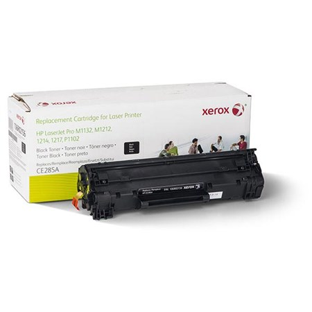 Xerox Remanufactured Toner Cartridge (Alternative for HP CE285A 85A)