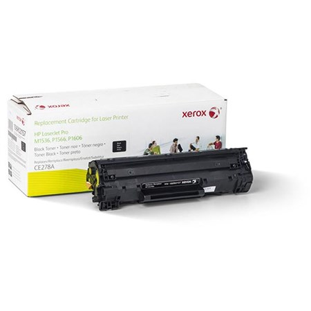 Xerox Remanufactured Toner Cartridge (Alternative for HP CE278A 78A)