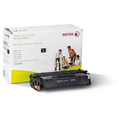 Xerox Remanufactured High Yield Toner Cartridge (Alternative for HP Q5949X 49X)