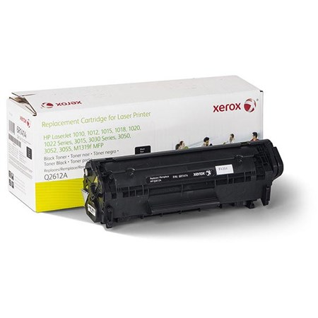 Xerox Remanufactured Toner Cartridge (Alternative for HP Q2612A 12A)