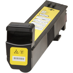 TAA Compliant Remanufactured HP CB382A (HP 824A) Yellow Toner Cartridge
