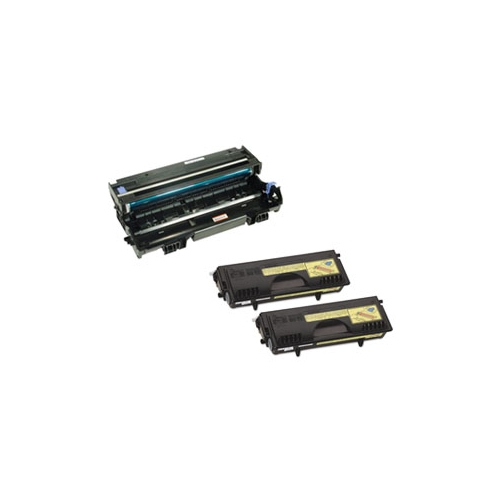 Compatible Brother TN-570 - DR-510 Bundle