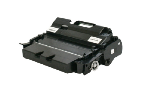 Black Toner Cartridge compatible with the Lexmark 64035HA (32K Yield)