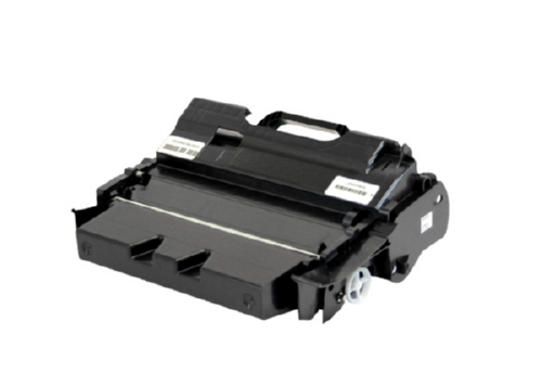High Capacity Black Toner Cartridge compatible with the Lexmark 64435XA (32K Yield)