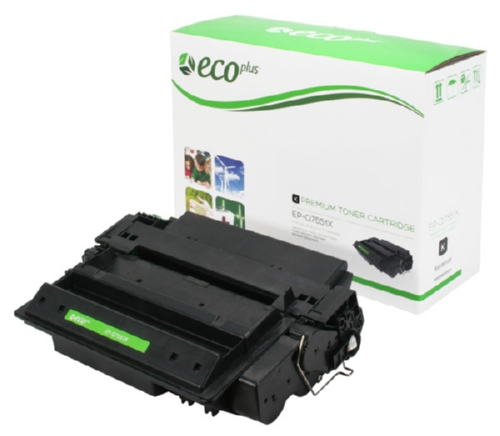 Replacement HP 51X/ Q7551X High Capacity Black Toner Cartridge