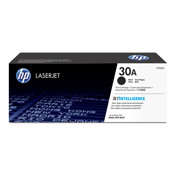 HP 30A Laser cartridge 1600pages Black