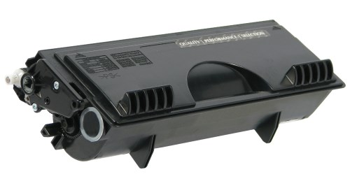 Black Toner Cartridge compatible with the Brother TN-530