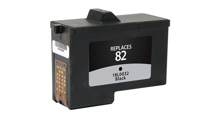 Dell 310-3540,  Series 2  Black Inkjet Cartridge