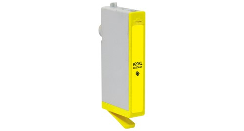 Compatible Premium Brand HP CD636AN HP 920 Yellow Inkjet Cartridge
