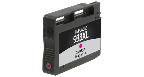 HP CN055AN (HP 933XL) Magenta Inkjet Cartridge