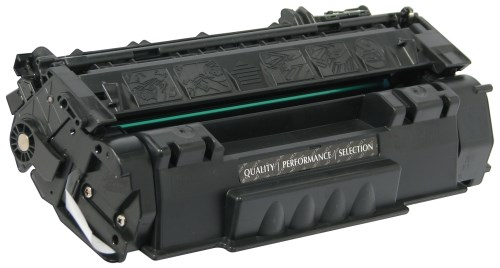 Black Toner Cartridge compatible with the HP (HP45A) Q5949A