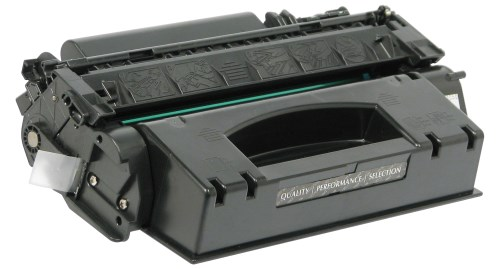 High Capacity Black Toner Cartridge compatible with the HP (HP49X) Q5949X