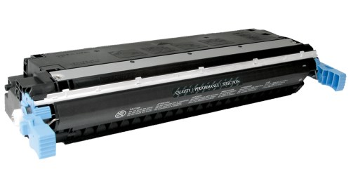 Black Toner Cartridge compatible with the HP C9730A