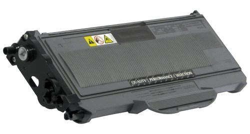 High Capacity Black Toner Cartridge compatible with the Brother TN-360