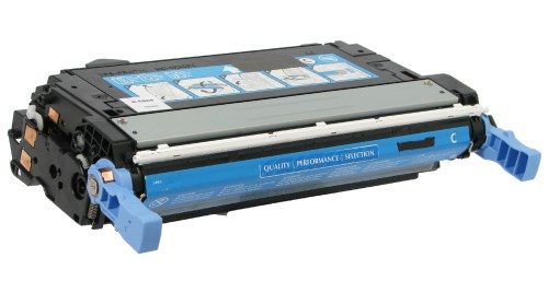 Cyan Toner Cartridge compatible with the HP Q5951A