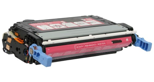 Magenta Toner Cartridge compatible with the HP Q5953A