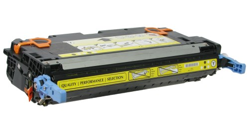 Yellow Toner Cartridge compatible with the HP Q5952A
