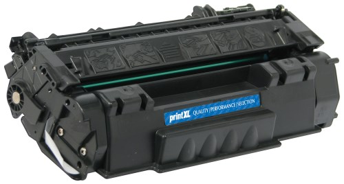 Jumbo yield Black Toner Cartridge compatible with the HP (HP45A) Q5949A