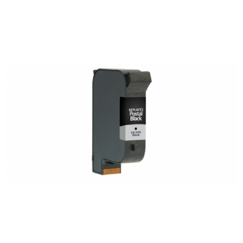 Remanufactured Alternative to HP C6195A Black Inkjet Cartridge