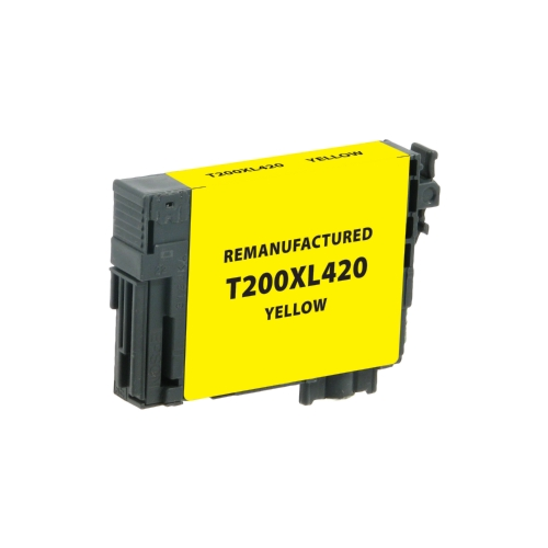Epson T200XL420 Yellow High Yield Inkjet Cartridge