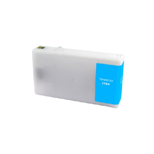 Epson T676XL220 Cyan InkJet Cartridge