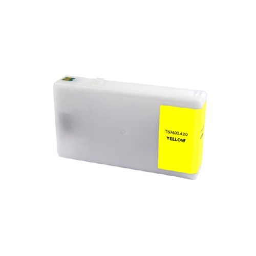 Epson T676XL420 Yellow InkJet Cartridge