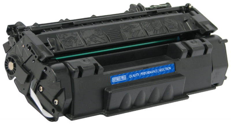 HP Q5949X (HP 49X)  Black Toner  Cartridge (Extended Yield)