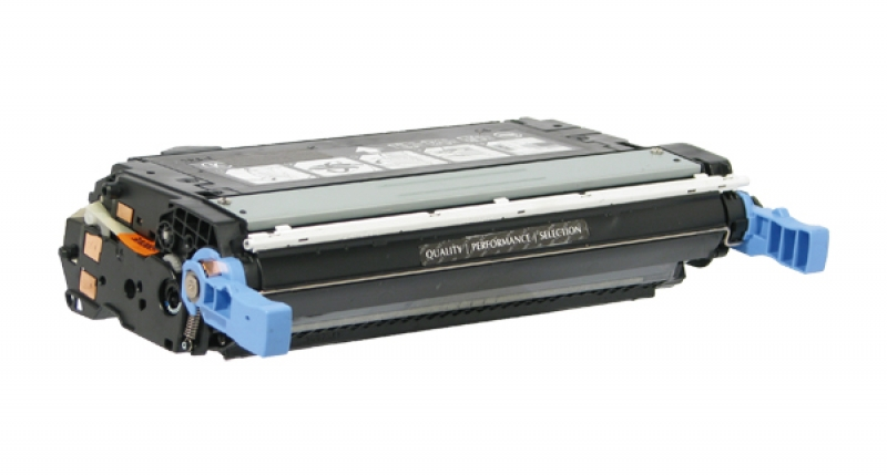 HP Q5950A (HP 643A) Black Toner Cartridge