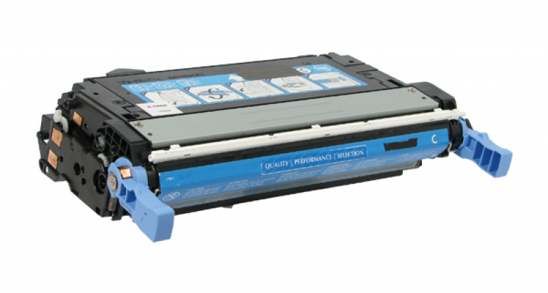 HP Q5951A (HP 643A) Cyan Toner Cartridge