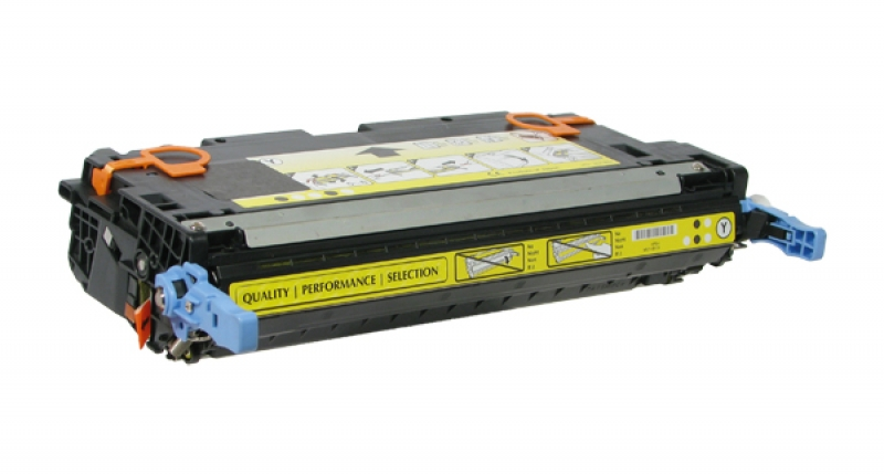 HP Q5952A (HP 643A) Yellow Toner Cartridge