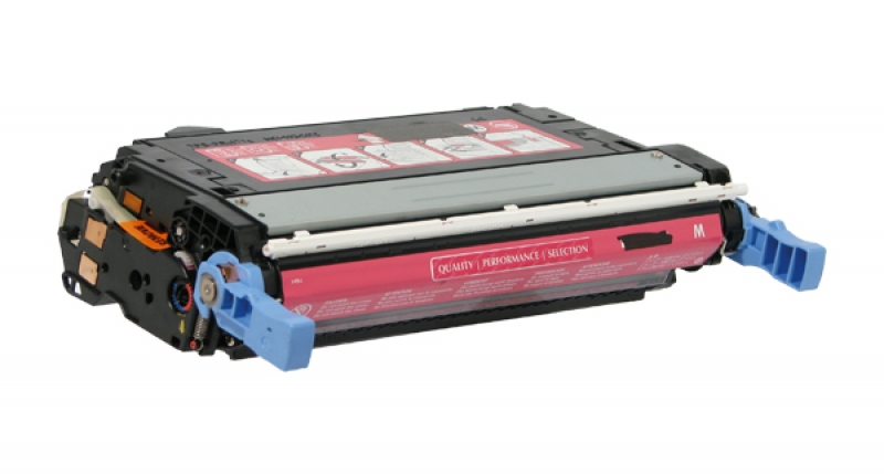 HP Q5953A (HP 643A) Magenta Toner Cartridge