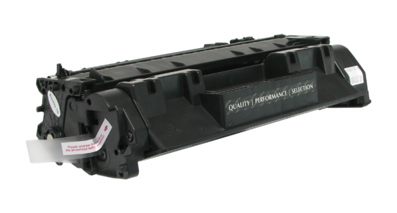 HP CE505A HP 05A Black Toner Cartridge