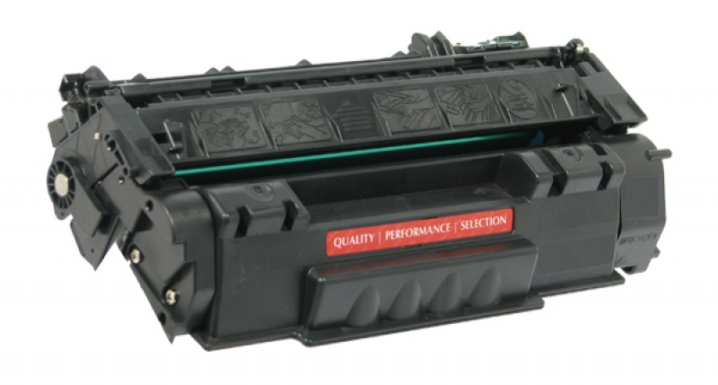 HP Q5949A (HP 49A) Black MICR Toner Cartridgewith CHIP
