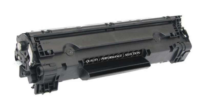 HP CB435A (HP 35A) Black Toner Cartridge
