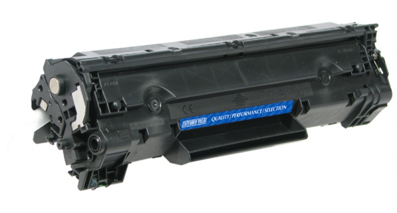 HP CB435X (HP 35A) Black  Toner  Cartridge (Extended Yield)