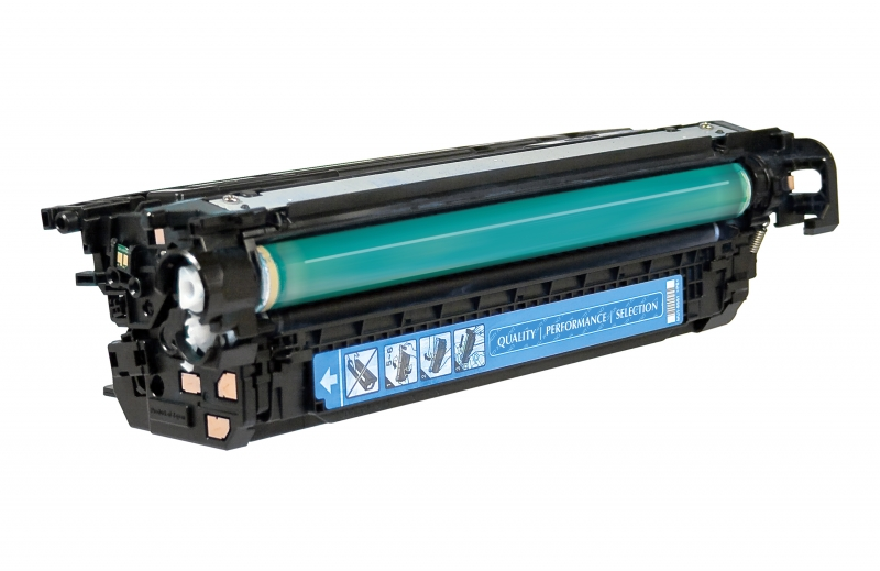 HP CE261A (HP 648A) Cyan Toner Cartridge