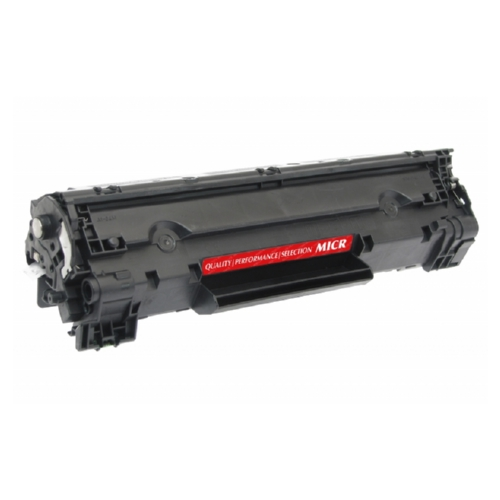 HP CF283X (HP 83A) Black MICR Toner Cartridge