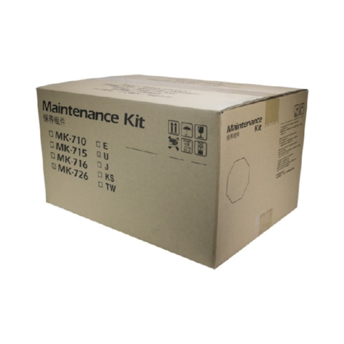 Kyocera Mita MK726 OEM Maintenance Kit, 500K YIELD