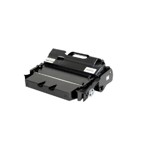 Black Toner Cartridge compatible with the Lexmark X644X21A